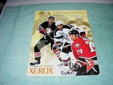 NHL BUFFALO SABRES FULL SIZE WALL CALENDAR 2003-2004, GREAT PLAYER PICS!