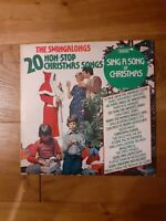 The Swingalongs ‎– Singa Song Of Christmas SIT 60077  Vinyl, LP,