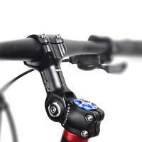 MTB Mountain Bike Stem Riser Adjustable Angle Bicycle Riser 25.4/31.8mm * 28.6mm