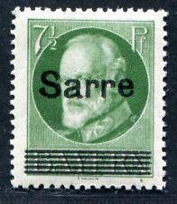 SAAR 1920 C31 ** POSTFRISCH TADELLOS geprüft BURGER BPP 90€(I2110