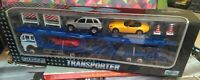 Welly 1/64 MERCEDES BENZ CAMION PORTE AUTOS Transporter BMW Séries Neuf En Boite