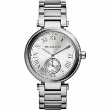 Michael Kors MK5866 Skylar Silver White Stainless Steel 42mm Women's Watch