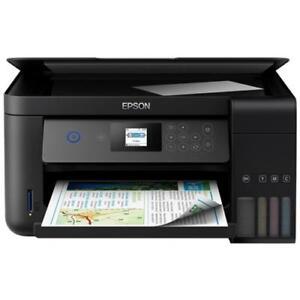 EPSON Stampante Multifunzione EcoTank ET-2750 Inkjet a Colori Stampa Copia Scans