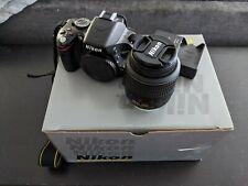 Nikon D5100 16.2MP Digital SLR Camera - Black (Kit w/ AF-S DX VR 18-55mm...