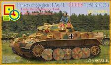 "1/16 Classy Hobby Sd.Kfz.123 Pzkfw II Ausf.L ""Luchs"" Light ReconTank 9th Pz Div"