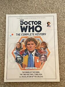 DOCTOR WHO - The complete history - Volume 41: MARK OF THE RANI to REVELATION