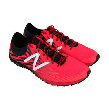New Balance WXCR900 Track Spikes Mens Pink Mesh Athletic Training Shoes