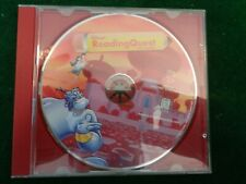 Disney's READING QUEST with ALADDIN (1998, used CD-ROM)