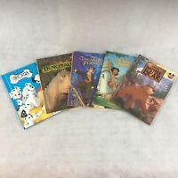 Lot Of 6 Walt Disney's Wonderful World Of Reading Books 1997-2003 EUC