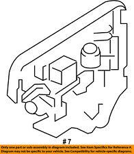 FORD OEM 15-18 Transit-150 Back Door-Handle Base Right BK3Z6126684A