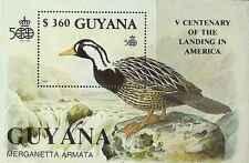 Timbre Oiseaux Guyana BF86A ** lot 21041