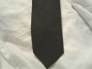 $250 NWT Tom Ford  Pattern  wool/cashmere Neck Tie Made in Italy