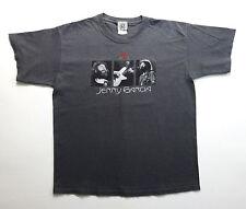 Grateful Dead Shirt T Shirt Jerry Garcia Travis Bean Guitar Photos JG JGB 2005 L