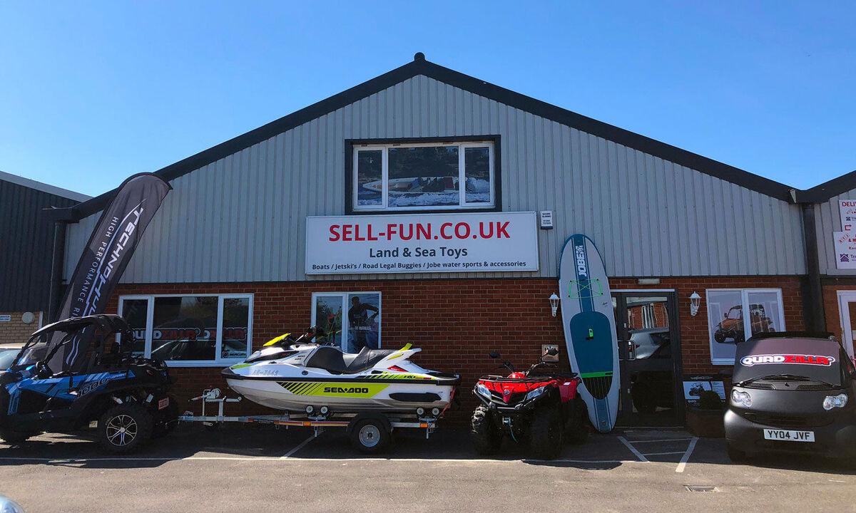 Boatylicious Marine Ltd