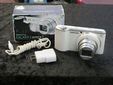 Samsung Galaxy Camera 2 EK-GC200 16.3MP Digital Camera - White