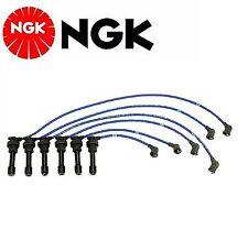 NGK Spark Plug Ignition Wire Set For Mitsubishi 3000GT 1991-1997 1999