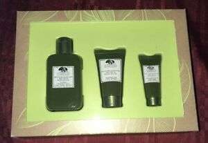 Dr. Andrew Weil For Origins 3 Pcs Mega Soothers Skin Relief Set All New