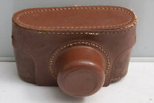 """Fitted Camera Case - Aprox 5 1/2 x 3 1/2 x 1 1/2"""" - VINTAGE K13D"""