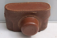 "Fitted Camera Case - Aprox 5 1/2 x 3 1/2 x 1 1/2"" - VINTAGE K13D"