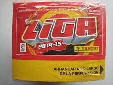 PANINI Spain LIGA BBVA 2014 / 2015 LFP Stickers Box 50 Packs ( 250 Stickers )