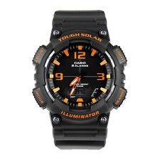 Brand New in Box Mens Casio Solar Grey Watch AQ-S810W-8AVDF
