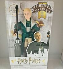Bausteine DIY Harry Potter Magic school Voldemort Dumbledore Malfoy Figuren 8PCS