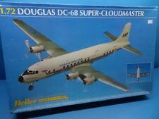 """1/72 HELLER (1980) Airliner Douglas  DC-6 """" Super Cloudmaster """" (2 Decal Option."""