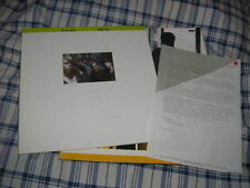 LP Pop The Del Fuegos - Boston, Mass (10 Song) SLASH / OIS +Presskit