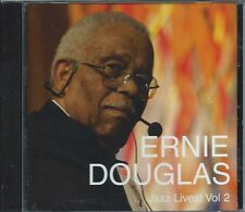 ERNIE DOUGLAS - JAZZ LIVES! - VOL 2 - BRAND NEW CD