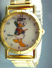 DONALD DUCK  QUARTZ  WATCH/ COLLECTIBLE WATCH/unisex