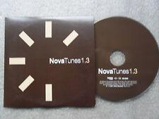 CD-NOVA TUNES 1.3-16 TRACK-2011-ALICE RUSSELL-ONE SELF-CURUMIN-ASWEFALL-CD MAXI