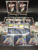 RONALD ACUNA Jr 2018 Bowman Prospects (10x) LOT 3x Trending +More *DES* Braves!!