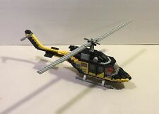 Lego 5542 Model Team Black Thunder Helicopter 1998