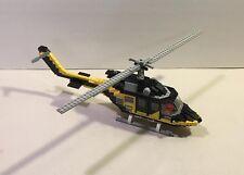 Lego 5542 Model Team Black Thunder Helicopter 1998