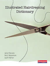 Illustrated Hairdressing Dictionary-ExLibrary