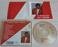 CD ALBUM BEST OF LE DISQUE D'OR C. JEROME 14 TITRES 1994