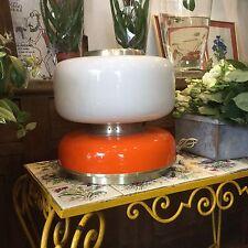 Lampada da tavolo Nason Mazzega 1970 grandi dimensioni 2 luci