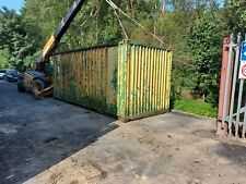 More details for 20' x 8' steel shipping container