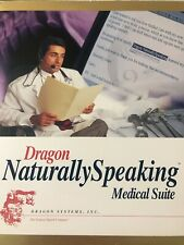 Dragon Naturally Speaking Medical Suite