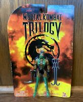 Jade Vintage Mortal Kombat Trilogy Action Figure New MOC 1998 Toy Island 90s