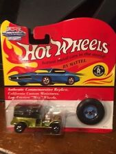 1994 Hot Wheels Vintage Collection Paddy Wagon #5707 Metallic Green