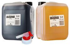 4,90€/l Original Wikinger Met Misch 2 x 10 Liter Kanister Honigwein incl. Hahn