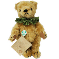 Hermann Nicky Yes No Mechanical Mohair Bear 11 inches