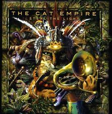The Cat Empire - Steal the Light [New CD] Canada - Import