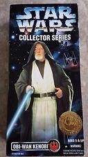 "Star Wars Collector Series 12"" Figure Obi-Wan Kenobi"