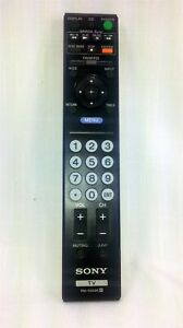 Sony RM-YD028 TV Remote Control For KDL-32L5000 and more Tested Working