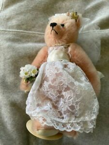 Annette Funicello Mary Pink Bear Wedding Collection