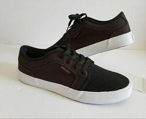 classic Chukka Lo OTW Sneakers NEW MAUI /& SONS black Slash Skateboard Shoes