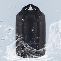 Wasserdicht Kompressionssack schwarz Schlafsack Tasche Hülle Packsack Sacke