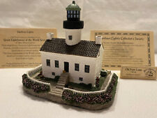 Harbour Lights 1997 Old Point Loma, Ca #409 - Great Lighthouses Of World